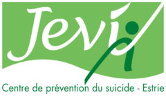 Jevi - Centre de prévention du suicide Estrie - Partenaire de La Maison des Jeunes Le Spot Jeunesse